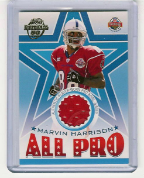 2005 Topps Pro Bowl Jerseys Marvin Harrison