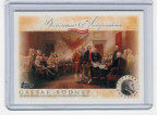 2006 Topps Declaration of Independence-Caeser Rodney