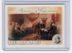 2006 Topps Declaration of Independence-Elbridge Gerry