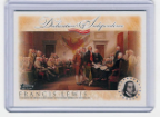2006 Topps Declaration of Independence-Francis Lewis