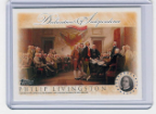 2006 Topps Declaration of Independence-Phillip Livingston