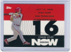 2007 Topps Generation Now #066 Chase Utley