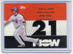 2007 Topps Generation Now #167 David Wright