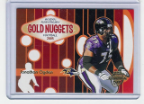 2005 Topps Gold Nuggets #10 Jonathan Ogden
