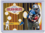 2005 Topps Gold Greats #06 Barry Sanders