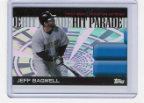 2006 Topps Hit Parade HR03 Jeff Bagwell