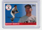 2006 Topps Mickey Mantle HR#004