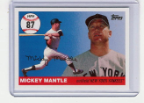 2006 Topps Mickey Mantle HR#087