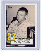 2007 Topps Mickey Mantle Story #03