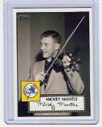 2007 Topps Mickey Mantle Story #12