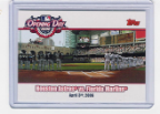 2006 Topps Opening Day - OD-AM Astros vs. Marlins