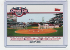 2006 Topps Opening Day - OD-PC Phillies vs. Cardinals