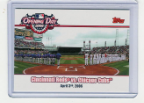 2006 Topps Opening Day - OD-RC Reds vs. Cubs