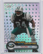 2006 Topps Own the Game #18 Ty Law