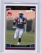 2006 Topps Special Edition Rookie #353 Vince Young