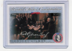 2006 Topps U.S. Constitution SG-NG Nicholas Gilman