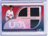 2010 Topps USA Scott McGough Relic