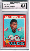 1971 Topps #113: Ken Houston RC GAI 5.5 (EX+)