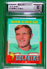 1971 Topps #160: Bob Griese 6 (EX-MT)