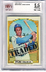 1972 Topps #754 Frank Robinson TR BVG 5 Excellent