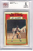 1972 Topps #696 Rod Carew IA BVG 5.5 Excellent+