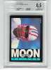 1985 Topps Warren Moon RC BGS 8.5 Near Mint/Mint+