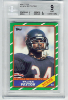 1986 Topps Walter Payton BGS 9 Mint
