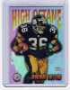 1997 Topps High Octane #02 Jerome Bettis
