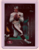 1997 Topps Mystery Finest Bronze #08 Steve Young