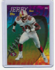 1998 Topps Mystery Finest Refractor #18 Jerry Rice