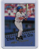 1999 Ultra The Book On #15 Mike Piazza