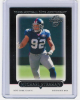 2005 Topps Black Bordered #141 Michael Strahan