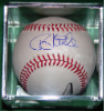 Ron Kittle Autographed Baseball