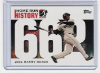 2006 Topps Barry Bonds Home Run History #662