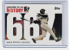 2006 Topps Barry Bonds Home Run History #667