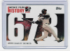 2006 Topps Barry Bonds Home Run History #673