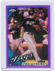 2010 Topps Chrome Purple Refractor #082 Lyle Overbay