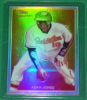2010 Topps Chrome Chicle CC26 Adam Jones Refractor