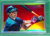 2010 Topps Chrome Chicle CC15 Michael Young Refractor