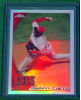 2010 Topps Chrome Refractor #005 Johnny Cueto