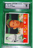 1960 Topps #1: Early Wynn GAI 5 (EX)