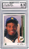 1989 Upper Deck #1: Ken Griffey Jr GAI 8.5 (NM-MT+)