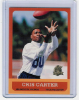 1996 Topps 40th Anniversary #08 Cris Carter