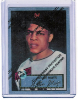 1997 Topps Finest Reprint #02 Willie Mays