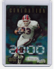 1998 Topps Generation 2000 #04 Antowain Smith