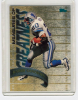 1998 Topps Measures Of Greatness #10 Barry Sanders