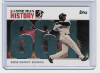2006 Topps Barry Bonds Home Run History #661